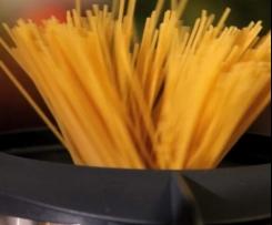 Cuisson spaghetti