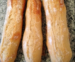 Baguettes extra