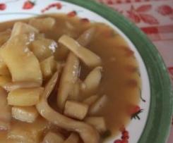 Muc Xao Dua (Morgattes à l'ananas) {Recette Vietnamienne}