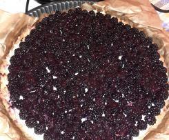 Ma tarte aux fruits de saison