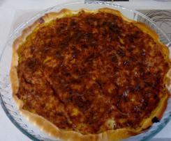 tarte poireaux surimi
