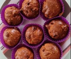 Muffins au chorizo