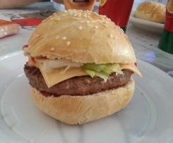 Pains hamburger ultra moelleux