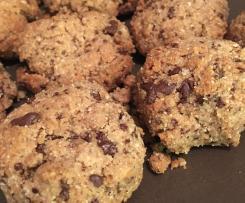 cookie sans gluten ni lait