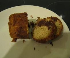 Cake à la farine de châtaigne en bocal