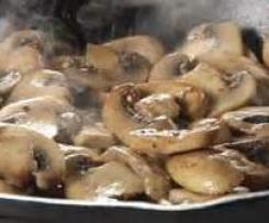 champignon vapeur