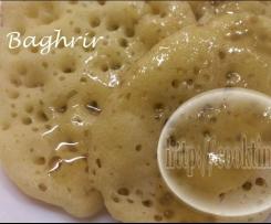 Baghrir ou Crépes Mille Trous