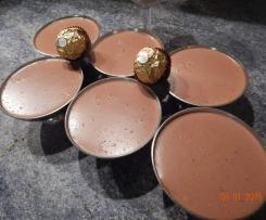 Crème aux Ferrero