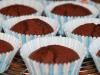 Muffins aériens chocolat
