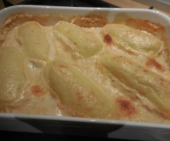 Sauce nantua (au beurre d'écrevisse)
