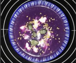 Velouté de chou rouge de Vanda