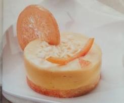 Tarte citron, crème de chocolat blanc