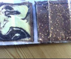 cake marbré de cyril lignac