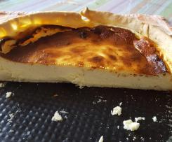 Tarte au fromage blanc de Mamama (mamie en alsace)