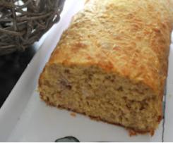 Cake au thon et à la pâte de curry