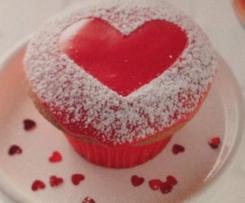 Cupcakes Saint-Valentin