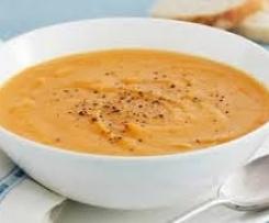 soupe pour 2personnes