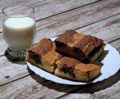 cake banane plantain chocolat sans gluten sans lactose