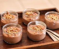 Crème dessert, façon laitière