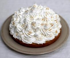 Merveilleuse tarte au citron meringué