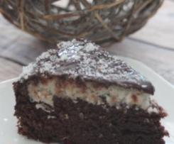 Gâteau choco-coco façon bounty