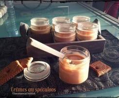 Crèmes aux spéculoos