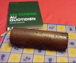 Pain d'épices au chocolat