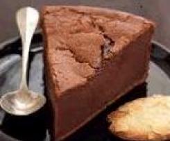 Flan au chocolat (Nestlé)