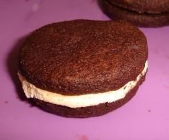 biscuits au chocolat façon oréo