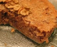 Gâteau au noix moelleux