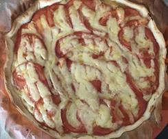 Tarte Tomates Gouda