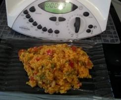 Thermo riz façon espagnole