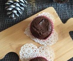 Muffins au chocolat si légers que tu peux en manger deux de suite sans risquer de ne plus entrer dans ton jean préféré