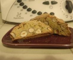 Petits gâteaux secs aux noisettes