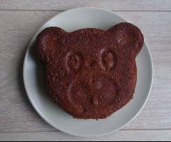 gâteau moelleux express au chocolat
