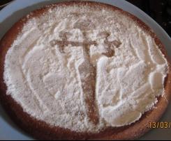 gâteau de Saint Jacques