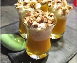 Crème facile à la mangue et cardamome