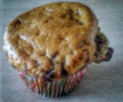 Muffin au chocolat au lait au caramel au thermomix