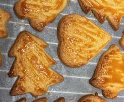 Bredalas (petits fours au beurre)