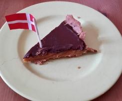 Tarte chocolat caramel façon Monique