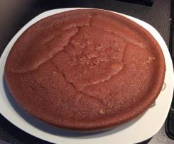 Gâteau au Chocolat sans graisse