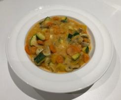 Curry de légumes racines