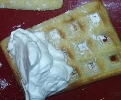 Chantilly à la crème et au mascarpone