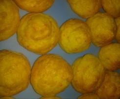 Gougères au surimi