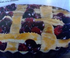 américain pie story ( tarte cerises)