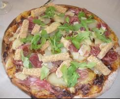 Pizza de fête