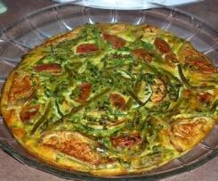 Clafoutis de légumes