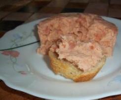 Rillettes saumon fumé/saumon cuit (recette tupperware)