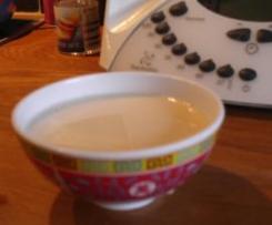 Crème Japonaise