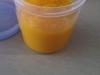 Purée de carottes poireaux navet pour bébé dès 4 mois